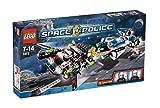 LEGO Space Police 5973 - ÜberschallVerfolgung - LEGO