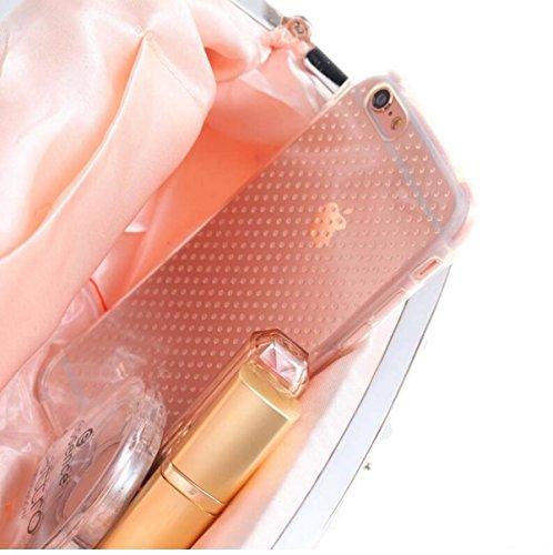 Clutch Bag Diamanten Pailletten Braut Handtasche Vintage Elegante Knödel Typ Shell Tasche Abend Geldbörse Für Hochzeit Prom Gold