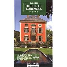 Guide des hôtels et auberges de charme : Sélection France
