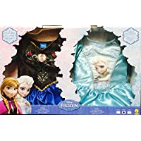 Frozen - Disfraz Anna y Elsa - Talla M