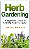 Herb Gardening: A Beginners Guide To Growing Herbs At Home