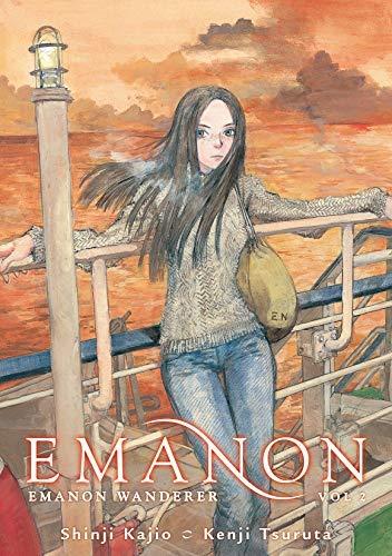 Emanon Volume 2: Emanon Wanderer (English Edition)