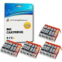 20 Cartucce d'inchiostro compatibili per Canon BJC-3000, BJC-6000, BJC-6100, BJC-6200,