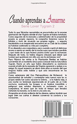 Cuando aprendas a amarme -Lover Tygrain 2-: Volume 2