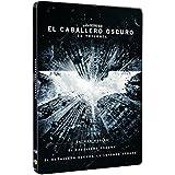 La Trilogía Batman: Batman Begins, El Caballero Oscuro, La Leyenda Renace - 3 Discos Steelbook