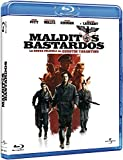 Malditos Bastardos (2009) [Blu-ray] [Import espagnol]