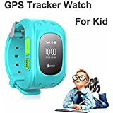 Bluetooth Q50 Smart Children Anti Lost GPS Tracker , Baby Watch , Kids SOS Calling Smart Watch Compatible With All 3G And 4G Smart Phones With Calling Function & Camera All Function Of Smart Smartphones Compatible With All Android, Samsung, IPhone , L