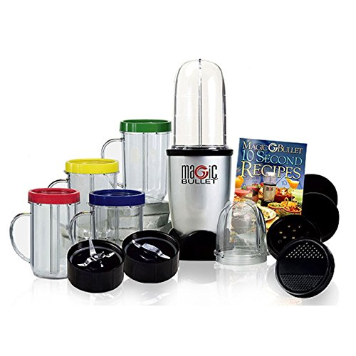Buyerzone Magic Bullet Mixer, Grinder & Chopper(Combo 21 Pcs Set) Express Mixing Set High-Speed Blender Mixing System  available at amazon for Rs.2940