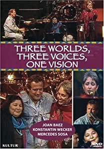 Three Worlds Three Voices One Vision [Import USA Zone 1]