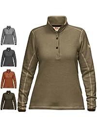 Fjällräven Damen Övik Fleece Sweater W Pullover