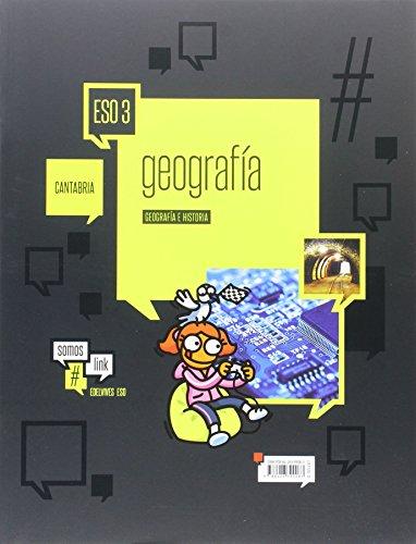 Geografía e Historia 3º ESO Cantabria( Dos Volúmenes) (Somoslink) - 9788426399083