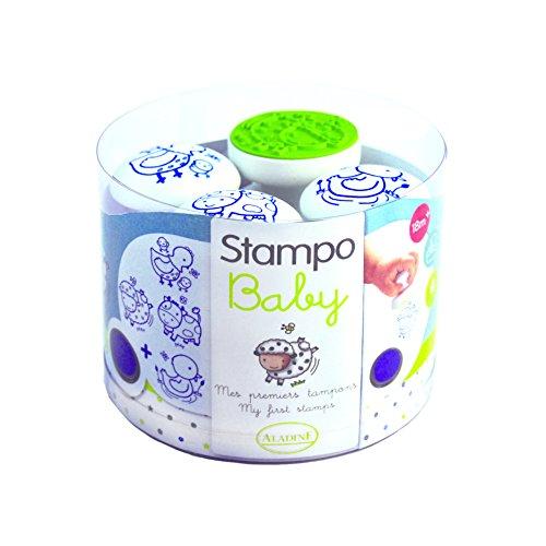 Unbekannt Aladine 3003802 - Stampo Baby Bauernhof