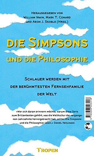 Philosophie: Schlauer werden mit der berühmtesten Fernsehfamilie der Welt ()