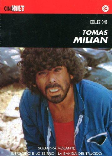 Tomas Milian Collezione (Box 3 Dvd)