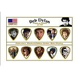Bob Dylan Púa Para Guitarra Display Limited to 150
