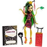 Mattel Monster High Y7657 -  Scaris Deluxe Jinafire Long, Puppe