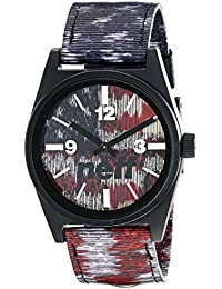 Reloj Neff Daily Woven - Water Resistent New America (Default , Negro)