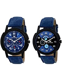 Armado AR-1312 Combo Of 2 Beautiful Analog Watches For Men