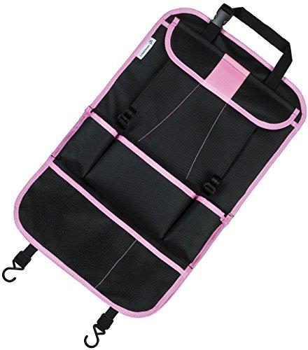 Rücksitz Organizer zum Schutz Ihrer Autositze, Rücksitztasche, Rückenlehnenschutz