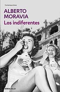 Los indiferentes par Alberto Moravia