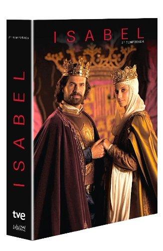 Isabel - 2 Temporada - Box 5 Dvd - All Regions by...