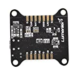 Goliton LUX Racer Flight Controller Betaflight Raceflight Firmware für DIY FPV Racing Drone Mini 180 220 230 250 Quadcopter - Schwarz