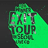 WINNER - [2016 WINNER EXIT TOUR IN SEOUL LIVE] 2 CD+1p POSTER+52p Photo Book+1p Photo Card K-POP Sealed