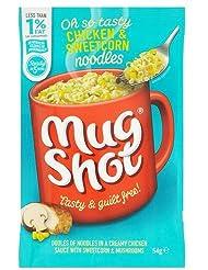 Mugshot Chicken and Sweet Corn Noodles, 54g