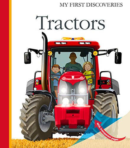 Tractors (My First Discoveries) por Jean-Marie Valat