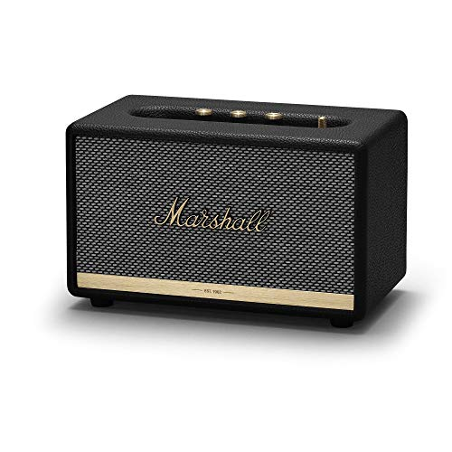 Marshall MRL1001900 Acton II Bluetooth Speaker - Black