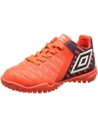 Umbro Unisex Kids' Medusæ II Club TF-Jnr Football Boots