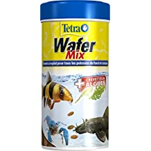 Tetra 129160 - TetraWafer Mix - 119g/250 ml