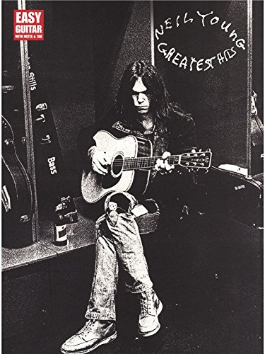 Neil Young: Greatest Hits - Easy Guitar....