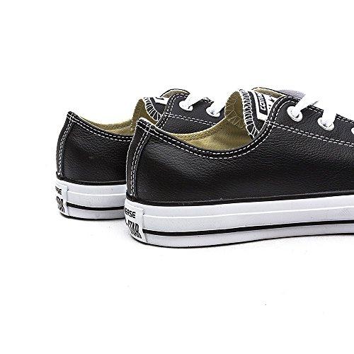 Erwachsene Schwarz Sneaker Core Chuck Taylor Ox Converse Lea Unisex zY4qcT