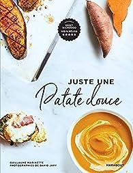 Juste une patate douce par Guillaume Marinette