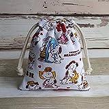 Kosmetiktasche mit Kordelzug, dick, Cartoon-Welpen-Motiv, für Handy/Schlüssel/Wechselgeld Snoopy...