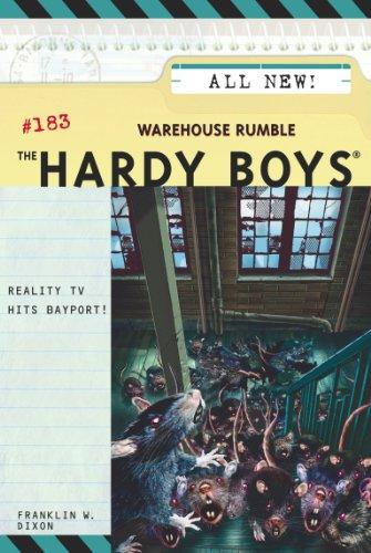 warehouse-rumble-hardy-boys-book-183-english-edition