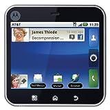 Motorola Flipout Smartphone (7,1 cm (2,8 Zoll) Display, Touchscreen, 3 Megapixel Kamera) schwarz