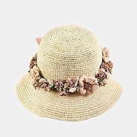 JingChangJiDianSheBei Sombrero de Dama del Temperamento Sombrero de Mujer  Plegable Sombrero para el Sol Sombra al 4a6258690b13