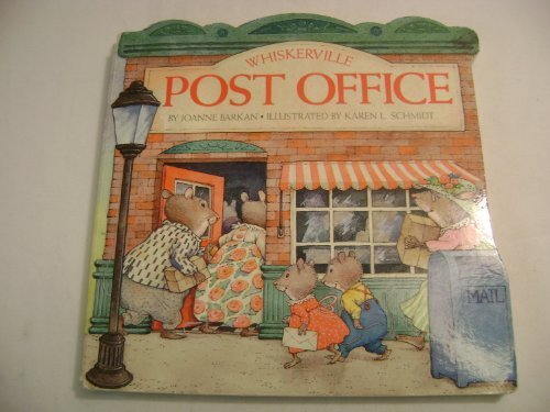 Whiskerville Post Office (Whiskerville Board Books)