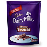 #2: Cadbury Dairy Milk Chocolate Home Pack, 140g (20 Count)