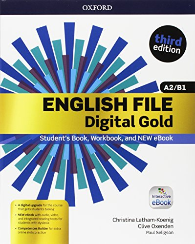 English file gold.A2-B1.Premium.Student's book