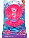 """Barbie in """"The Magic Pearl"""" BLW69 - Magic Shell pink with mermaid"""