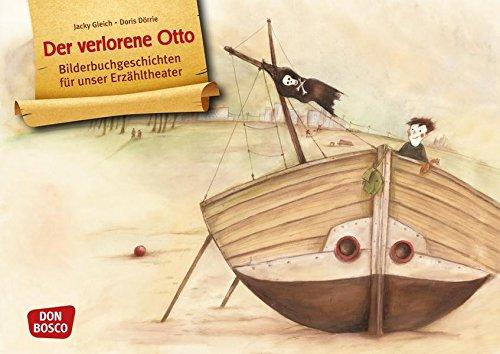 Der verlorene Otto - Bilderbuchgeschichten für unser Erzähltheater. Entdecken. Erzählen. Begreifen. Kamishibai Bildkartenset. par Doris Dörrie