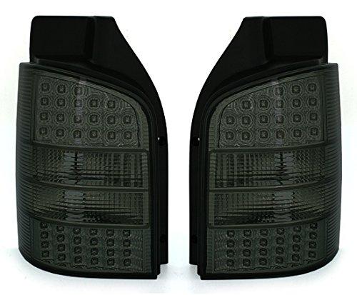 Preisvergleich Produktbild LED Rückleuchten Set,  Klarglas Schwarz