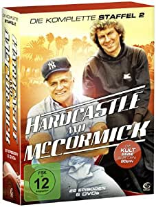 Hardcastle and McCormick - Die komplette zweite Staffel (6 DVDs im Digipack)