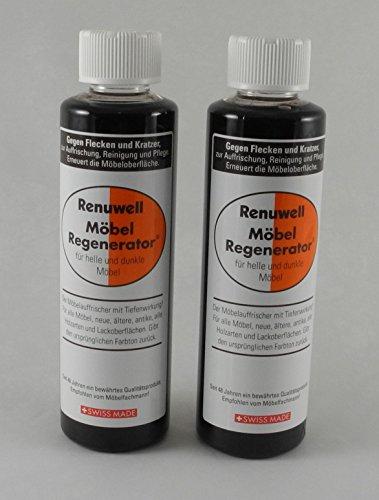 Preisvergleich Produktbild Renuwell Spar-Set Möbel-Regenerator 2x 270 ml