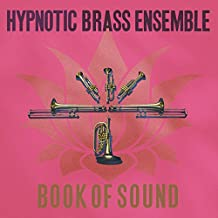 book of sound hypnotic brass ensemble cd