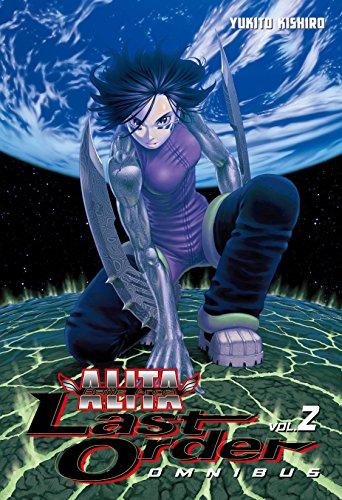 Battle Angel Alita: Last Order Omnibus Vol. 2 (English Edition) (Battle Angel Alita 2)