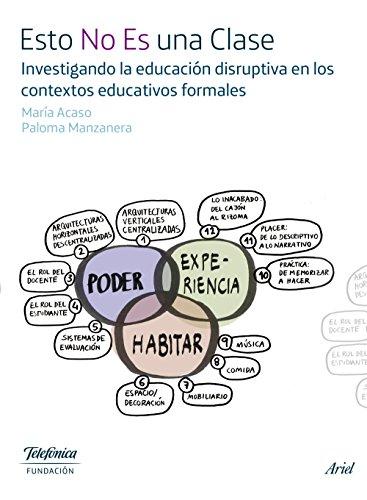 Esto No Es una Clase: Investigando la educación disruptiva en los contexros educativos formales